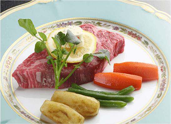 上質なお肉をしっかり楽しむ(山形特産牛ヒレステーキプラン)グループ