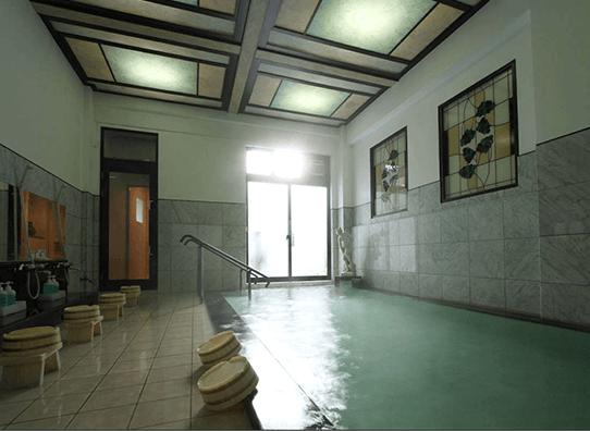 大理石ローマ風呂